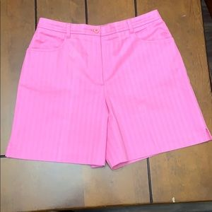 ⭐️Tribal bubble gum pink high waisted shorts S6